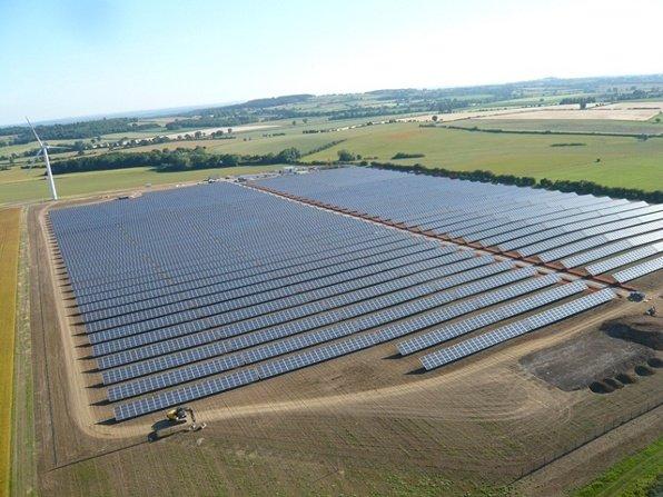 La Cooperativa Westmill Solar, el mayor proyecto solar comunitario de Inglaterra