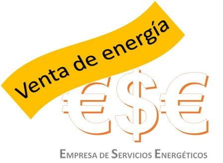 Venta de energía