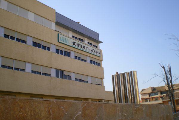 Hospital de Molina Fachada