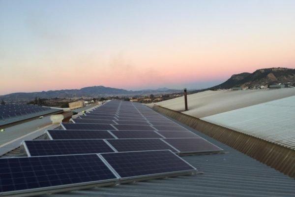 Módulos energía solar fotovoltaica