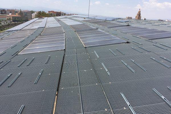 Instalación módulos energía solar fotovoltaica