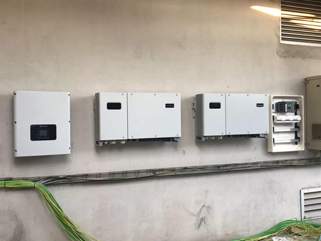 Inversores Fotovoltaica
