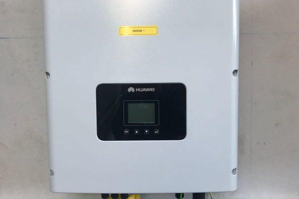 Inversor Huawei de instalación solar fotovoltaica