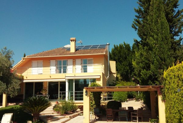 Instalación solar autoconsumo de 3 kWp