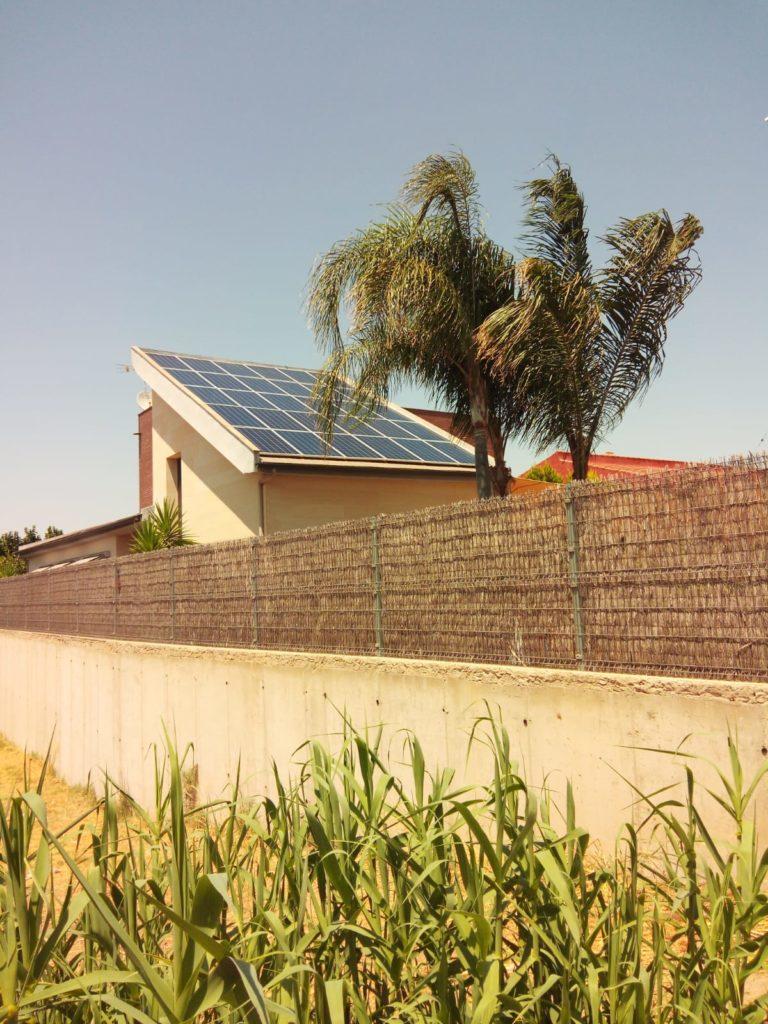 Instalación de placas solares autoconsumo en vivienda