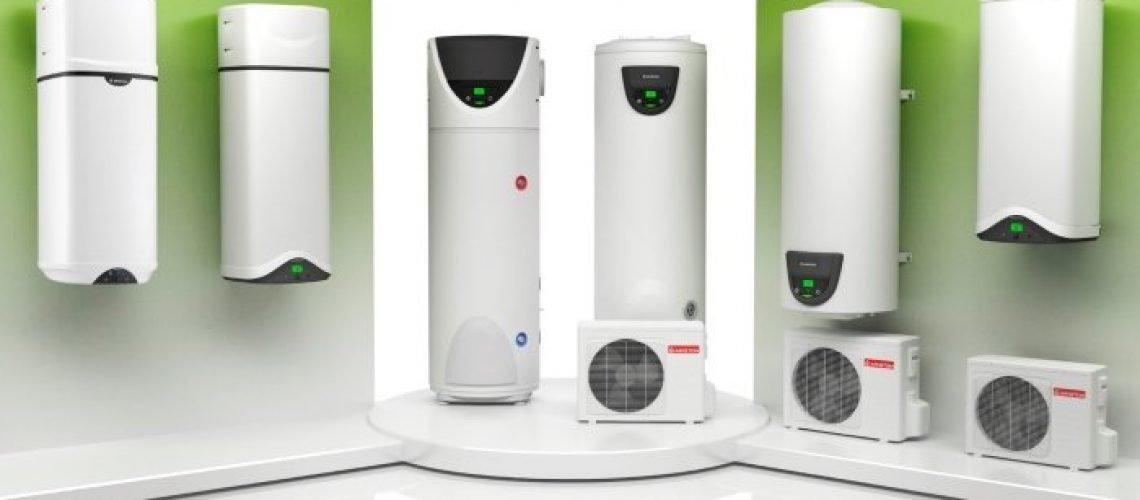 Equipos aerotermia ACS y calefacción ahorro de energía