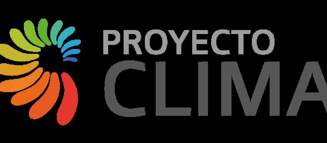 Logo Proyecto Clima. Subvención consumo biomasa.
