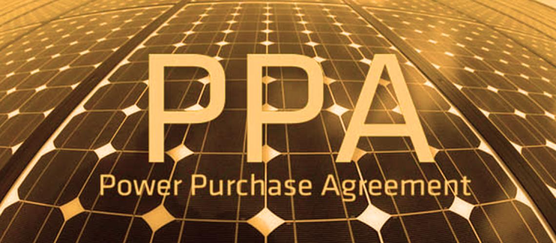 PPA energías renovables. Autoconsumo solar fotovoltaico, biomasa
